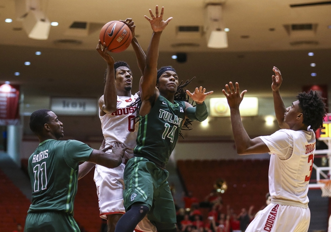 Tulane vs. Houston - 2/8/17 College Basketball Pick, Odds ...
