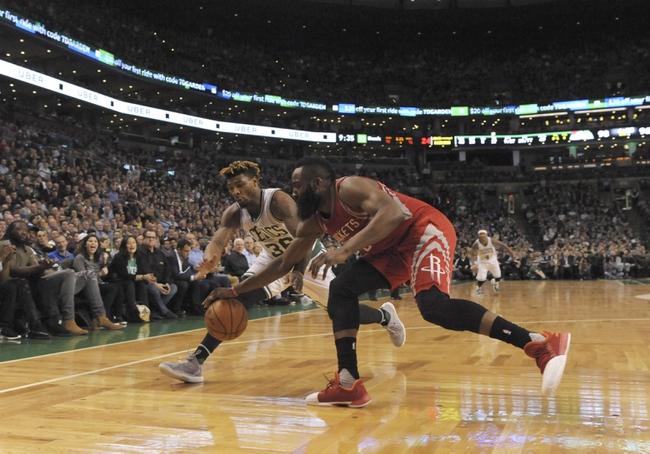 Boston Celtics vs. Houston Rockets - 12/28/17 NBA Pick, Odds, and Prediction
