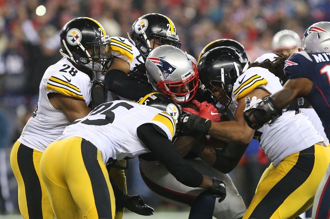 Pittsburgh Steelers vs. New England Patriots - 12/17/17 NFL Pick, Odds, and Prediction