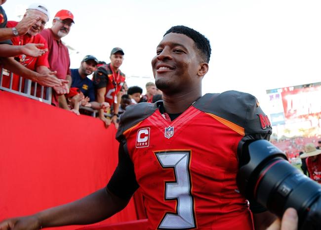 Carolina Panthers at Tampa Bay Buccaneers - 10/29/17 NFL Pick, Odds, and Prediction