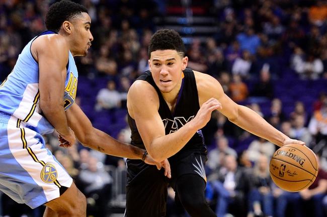 Denver Nuggets vs. Phoenix Suns - 1/3/18 NBA Pick, Odds, and Prediction