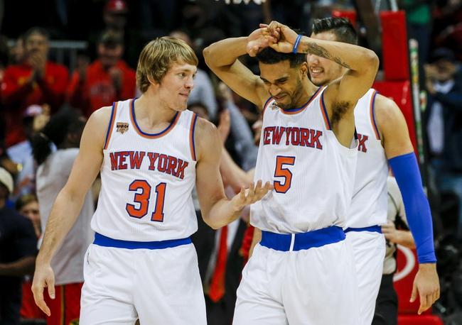 Atlanta Hawks vs. New York Knicks - 11/24/17 NBA Pick, Odds, and Prediction