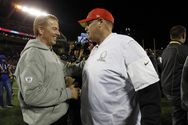 Dallas Cowboys vs. Kansas City Chiefs - 11/5/17 NFL Pick, Odds, and Prediction