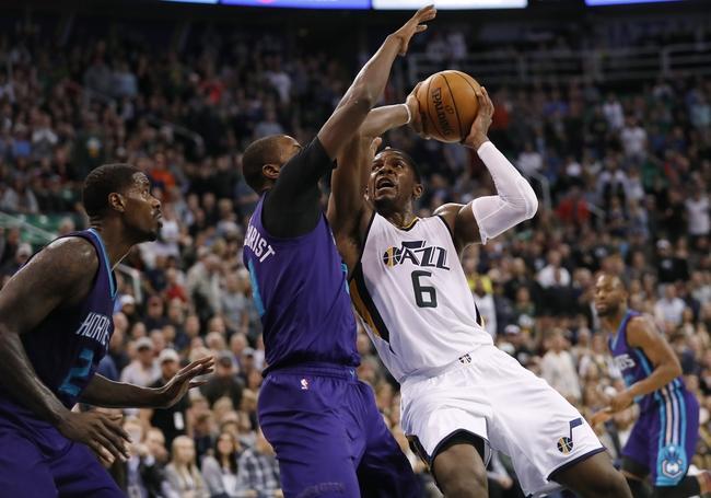Charlotte Hornets vs. Utah Jazz - 1/12/18 NBA Pick, Odds, and Prediction
