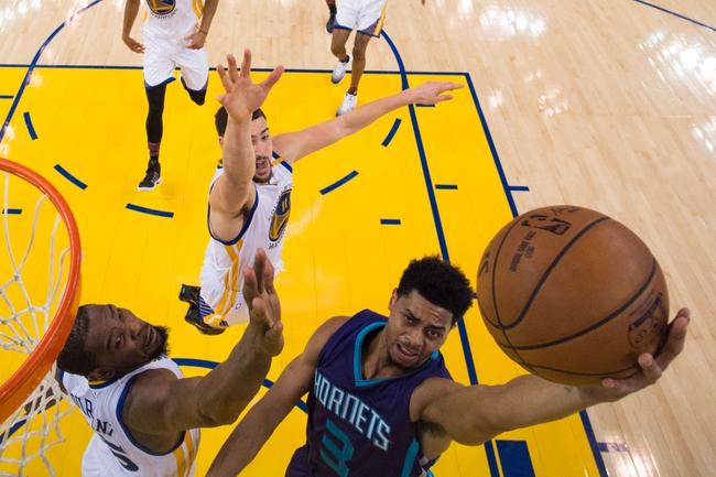 Charlotte Hornets vs. Golden State Warriors - 12/6/17 NBA Pick, Odds, and Prediction