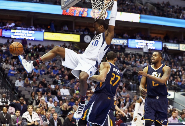 Utah Jazz vs. Dallas Mavericks - 10/30/17 NBA Pick, Odds, and Prediction