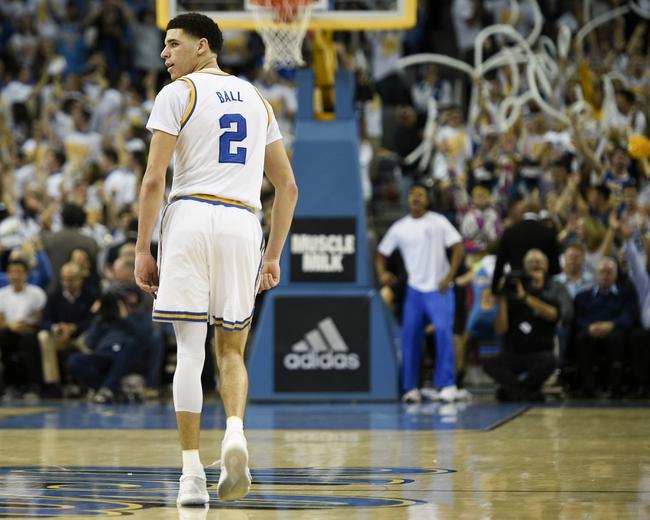NBA Mock Draft 2017: Los Angeles Lakers Will Select Lonzo Ball