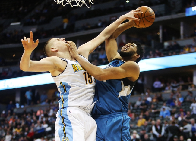 Denver Nuggets vs. Minnesota Timberwolves - 12/20/17 NBA Pick, Odds, and Prediction