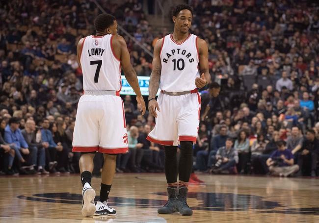 Toronto Raptors vs. Chicago Bulls - 10/19/17 NBA Pick, Odds, and Prediction