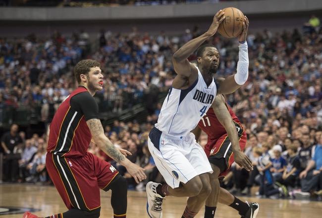 Miami Heat vs. Dallas Mavericks - 12/22/17 NBA Pick, Odds, and Prediction