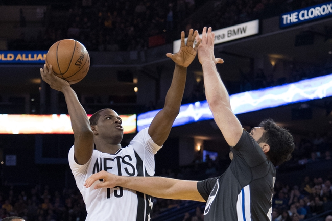 Brooklyn Nets vs. Golden State Warriors - 11/19/17 NBA Pick, Odds, and Prediction