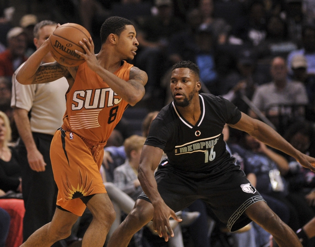 Phoenix Suns vs. Memphis Grizzlies - 12/21/17 NBA Pick, Odds, and Prediction