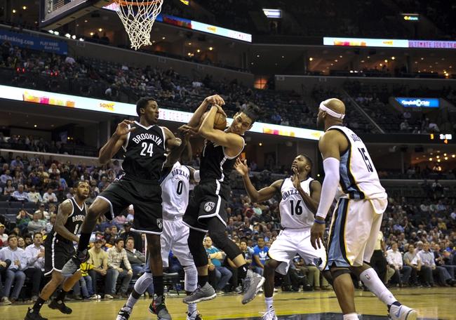Memphis Grizzlies vs. Brooklyn Nets - 11/26/17 NBA Pick, Odds, and Prediction