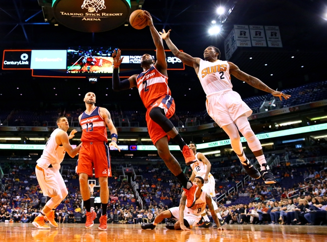 Washington Wizards vs. Phoenix Suns - 11/1/17 NBA Pick, Odds, and Prediction