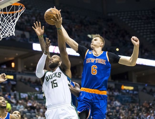 Milwaukee Bucks vs. New York Knicks - 2/2/18 NBA Pick, Odds, and Prediction