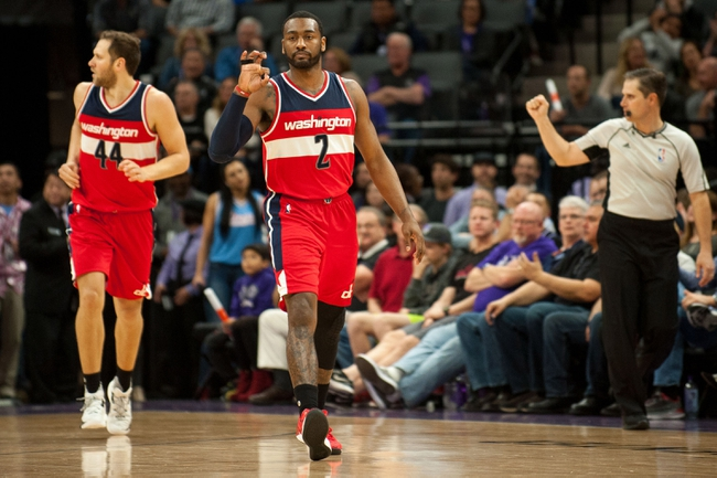 Sacramento Kings vs. Washington Wizards - 10/29/17 NBA Pick, Odds, and Prediction