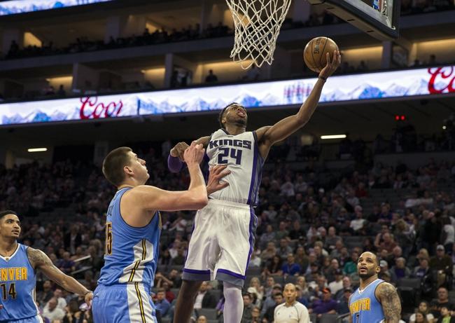 Denver Nuggets vs. Sacramento Kings - 10/21/17 NBA Pick, Odds, and Prediction