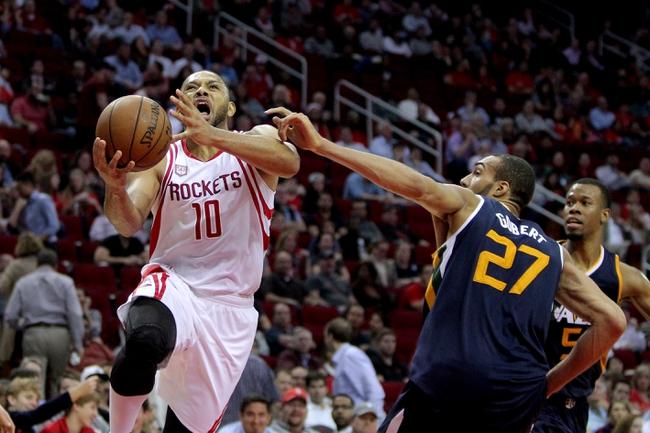Houston Rockets vs. Utah Jazz - 11/5/17 NBA Pick, Odds, and Prediction