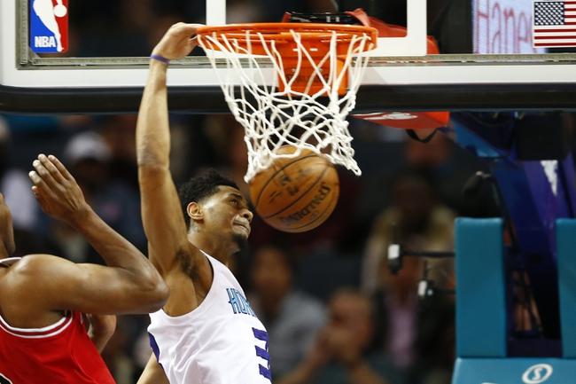 Chicago Bulls vs. Charlotte Hornets - 11/17/17 NBA Pick, Odds, and Prediction