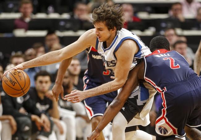 Minnesota Timberwolves vs. Washington Wizards - 11/28/17 NBA Pick, Odds, and Prediction