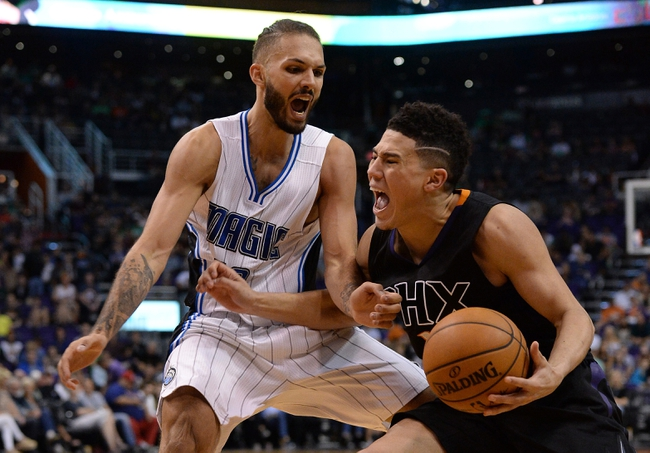 Phoenix Suns vs. Orlando Magic - 11/10/17 NBA Pick, Odds, and Prediction