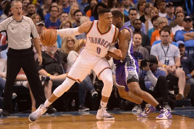 Sacramento Kings vs. Oklahoma City Thunder - 11/7/17 NBA Pick, Odds, and Prediction