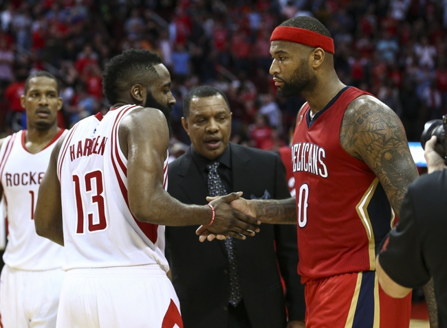 Houston Rockets vs. New Orleans Pelicans - 12/11/17 NBA Pick, Odds, and Prediction