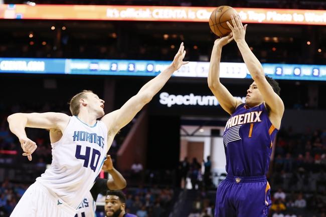 Phoenix Suns vs. Charlotte Hornets - 2/4/18 NBA Pick, Odds, and Prediction