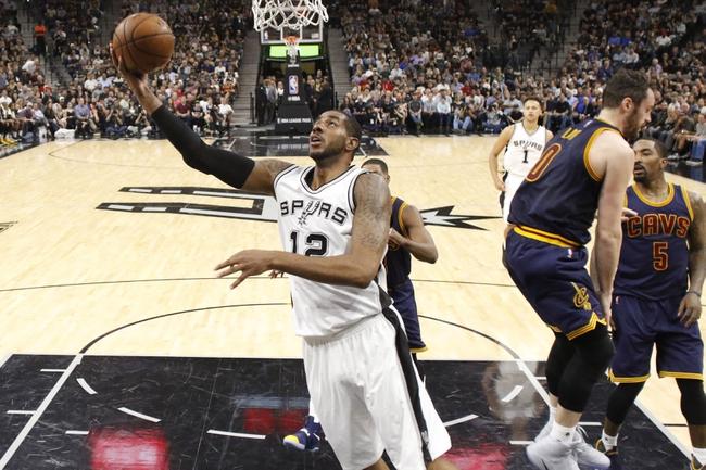 San Antonio Spurs vs. Cleveland Cavaliers - 1/23/18 NBA Pick, Odds, and Prediction