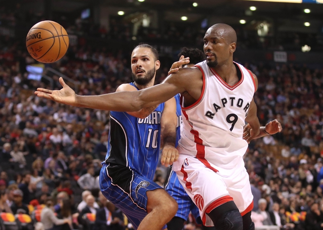 Orlando Magic vs. Toronto Raptors - 2/28/18 NBA Pick, Odds, and Prediction