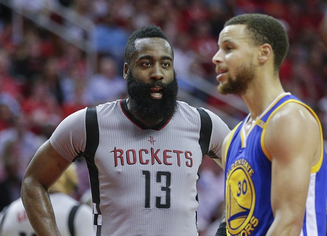 Houston Rockets vs. Golden State Warriors - 5/14/18 NBA Pick, Odds, and Prediction