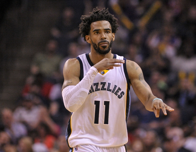 Memphis Grizzlies vs. Indiana Pacers - 11/15/17 NBA Pick, Odds, and Prediction
