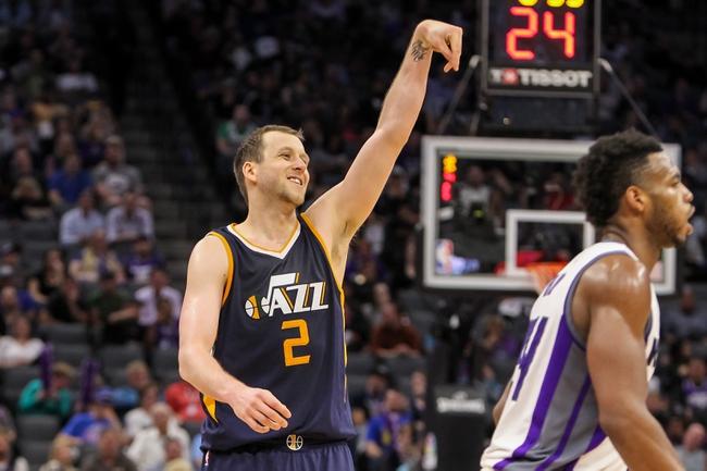 Sacramento Kings vs. Utah Jazz - 1/17/18 NBA Pick, Odds, and Prediction