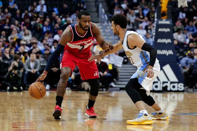 Denver Nuggets vs. Washington Wizards - 10/23/17 NBA Pick, Odds, and Prediction