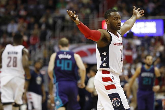 Charlotte Hornets vs. Washington Wizards - 11/22/17 NBA Pick, Odds, and Prediction