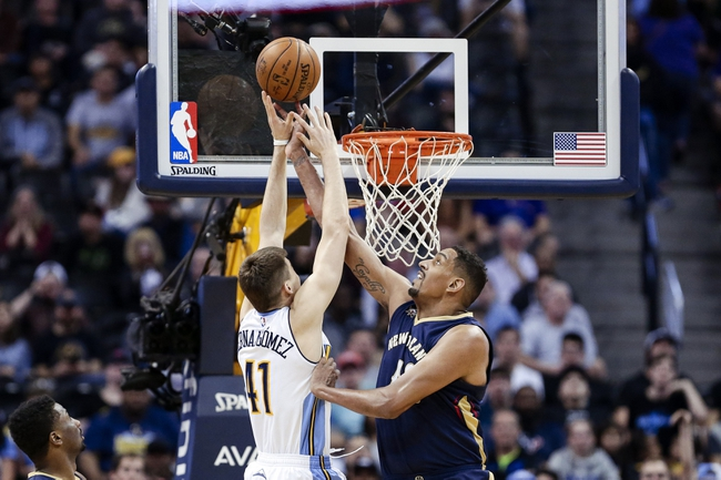 Denver Nuggets vs. New Orleans Pelicans - 11/17/17 NBA Pick, Odds, and Prediction