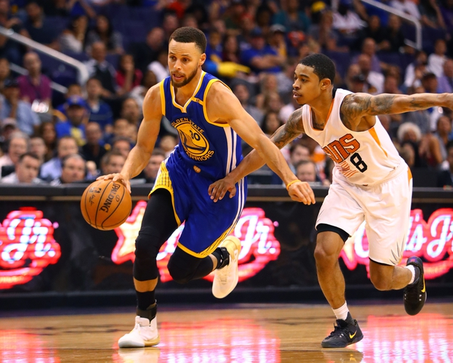 Golden State Warriors vs. Phoenix Suns - 2/12/18 NBA Pick, Odds, and Prediction